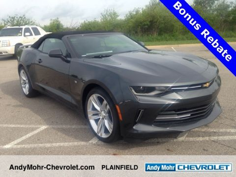 New 2016 Chevrolet Camaro 2LT