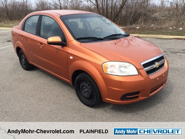 Pre-Owned 2007 Chevrolet Aveo LS
